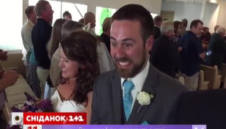 Як звичайне весілля назбирало мільйон переглядів