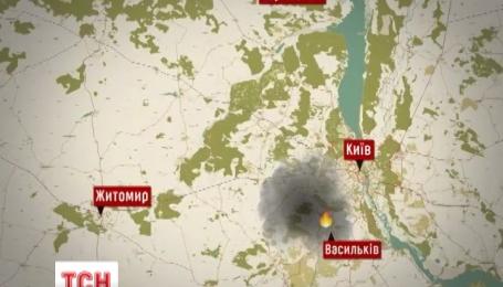 У центрі Києва показники забруднення повітря були перевищені