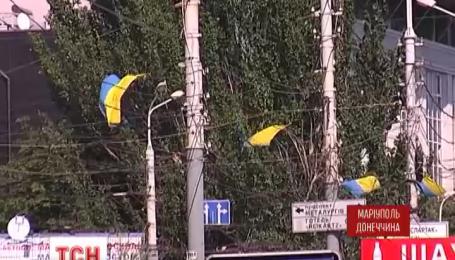Сегодня Порошенко ждут в прифронтовом Мариуполе