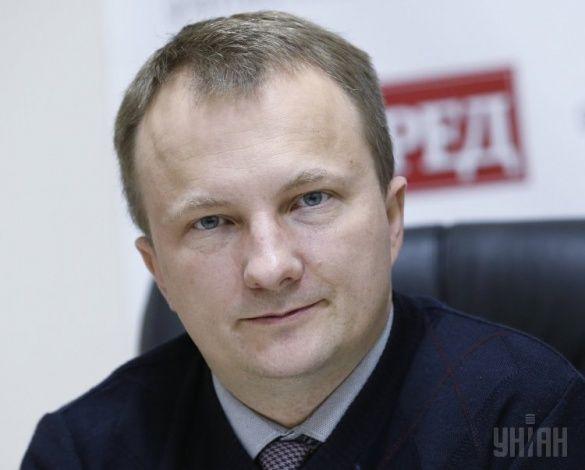 Політолог Олександр Палій