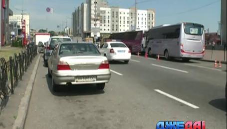 """Как журналисты с """"Коброй"""" наводили порядок на привокзальных парковках"""