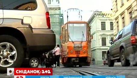 Во Львове планируют ввести единый билет в пассажирском транспорте