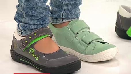 Как правильно выбрать обувь для малышей