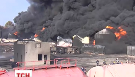 Загиблих на Васильківській нафтобазі вже шестеро