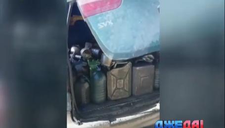 В Мариуполе разоблачили банду незаконных торговцев горючим