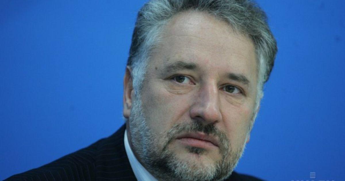 Жебривский объяснил, как можно восстановить контроль над Донбассом