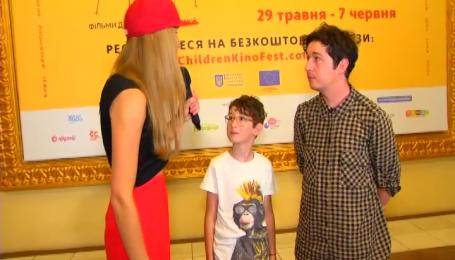 Дмитро Шуров розповів про дорослі кіносмаки свого сина