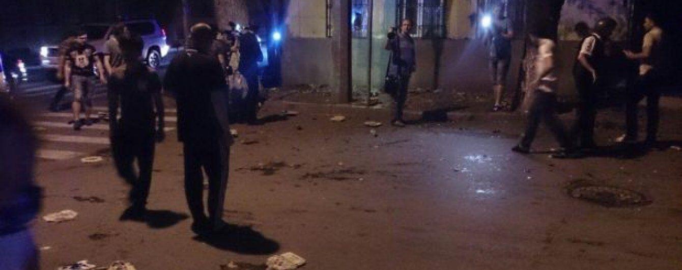 В Сети появилось видео погрома в консульстве Украины в Ростове-на-Дону