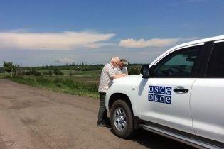 Бойовики на Луганщині обстріляли безпілотник ОБСЄ