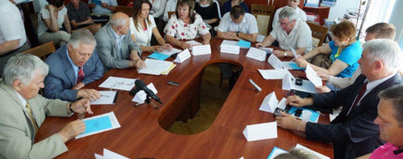 Партии Симоненко и Витренко объединились