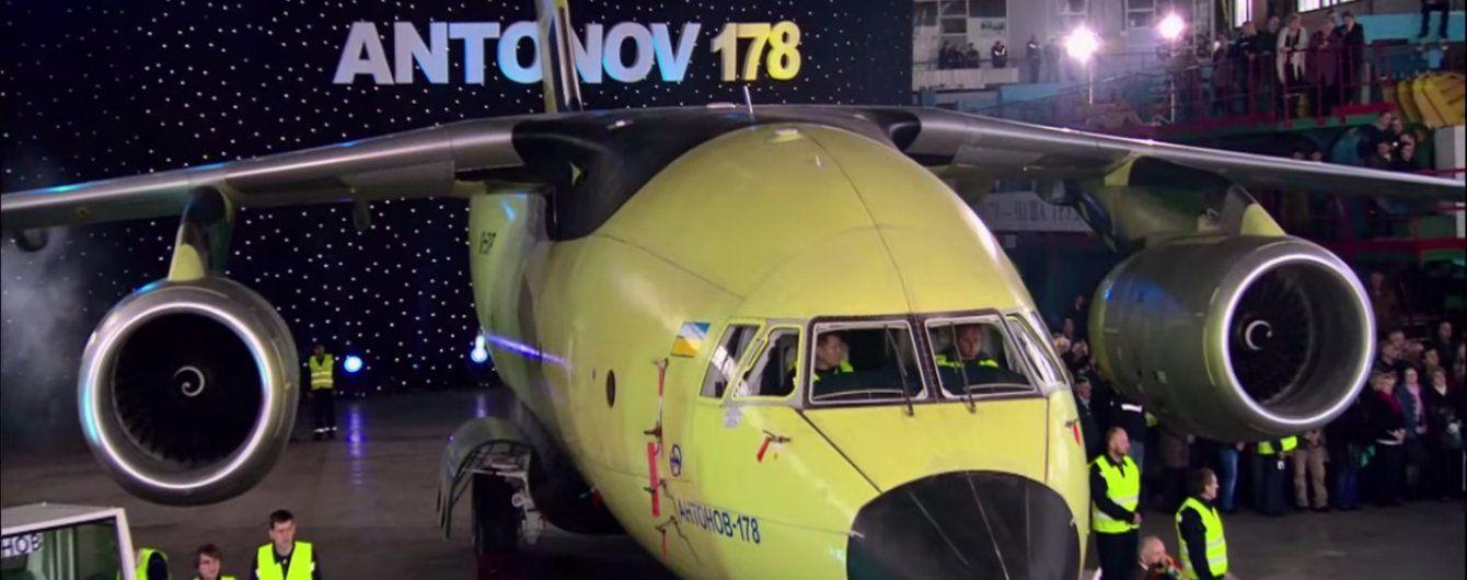 """В """"Антонові"""" оприлюднили несподівану назву для нового літака, яку обирали тисячі українців"""