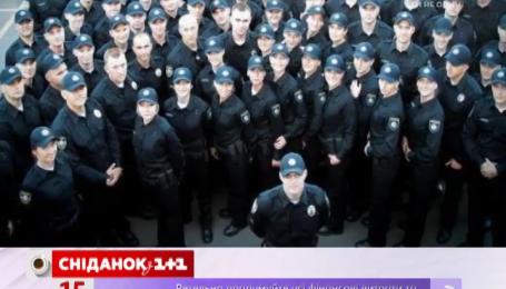 Нові поліцейські вийдуть на патрулювання столиці  4 липня