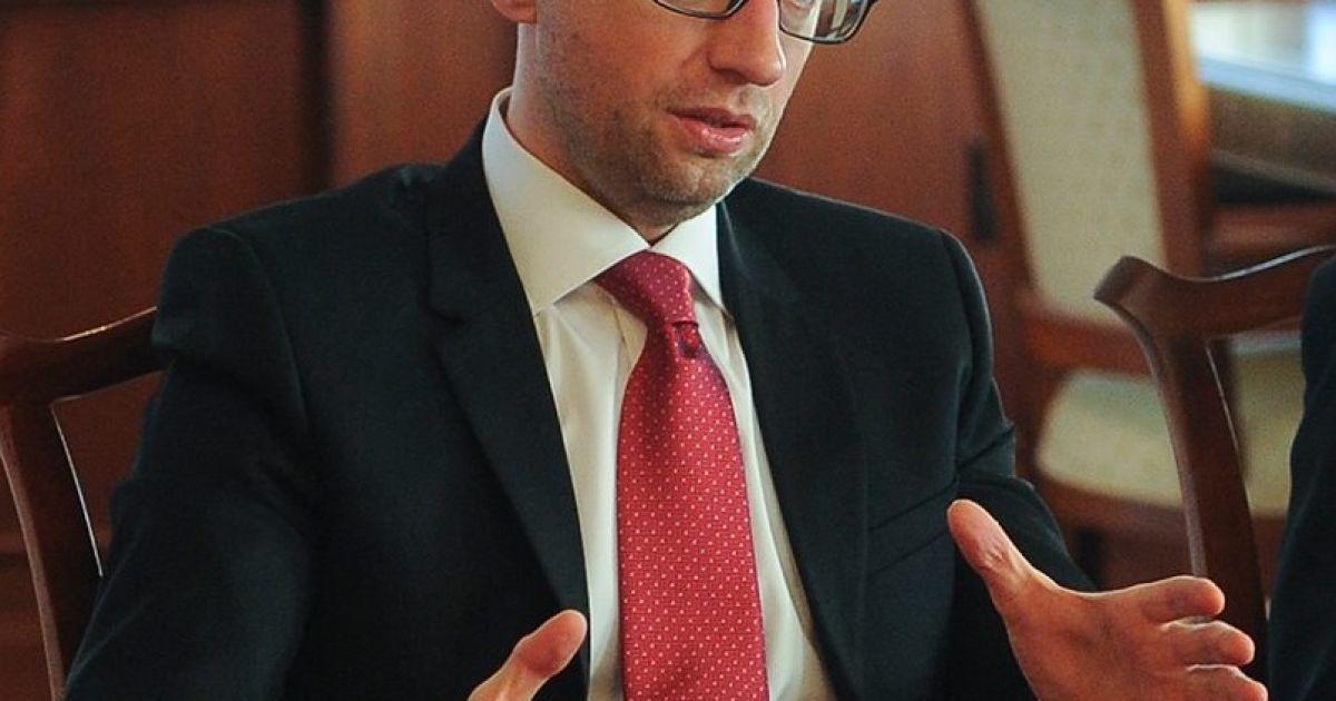 Соглашение о ЗСТ с Евросоюзом будет подписано, несмотря на угрозы России - Яценюк