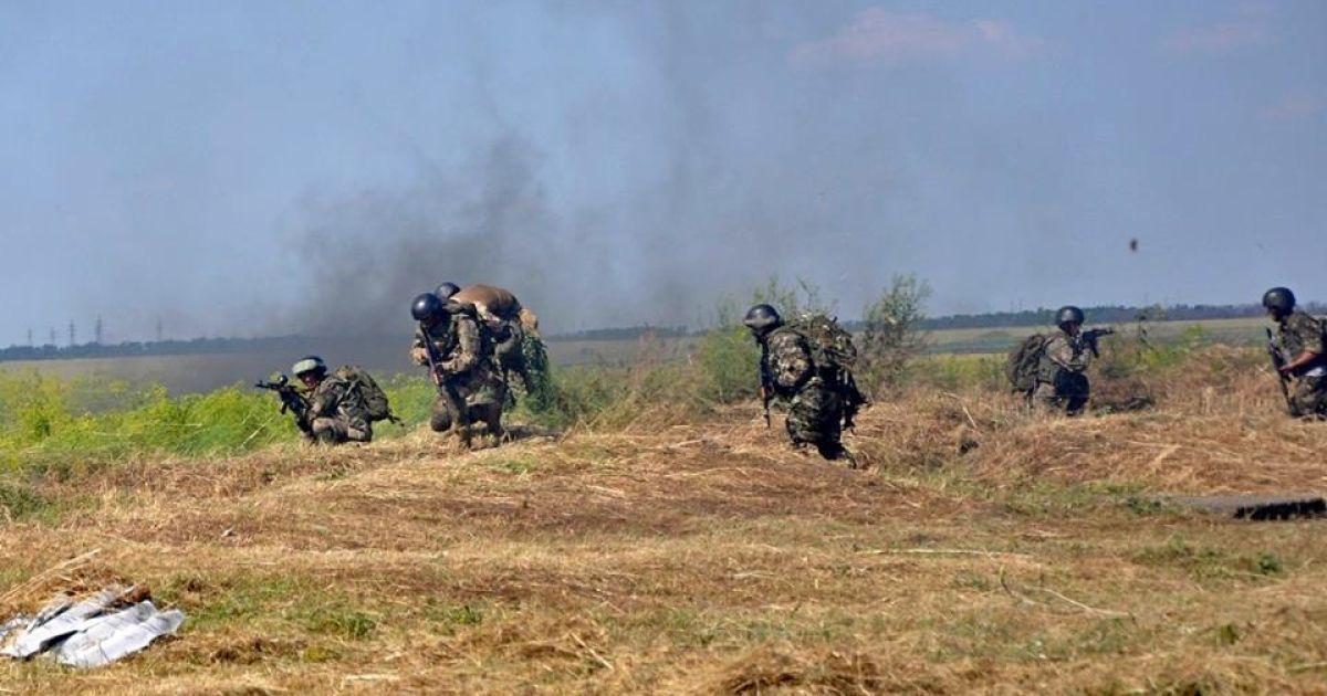 Журналистка раскрыла подробности ожесточенного боя АТО сил с боевиками под Волновахой