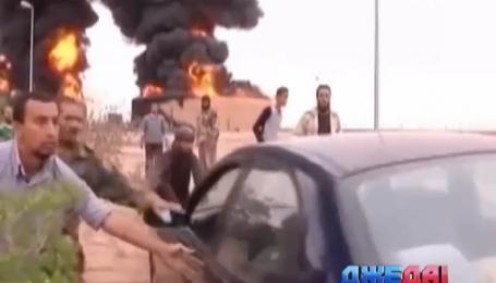 За последнее десятилетие в мире произошло 4 масштабных пожара на нефтяных хранилищах