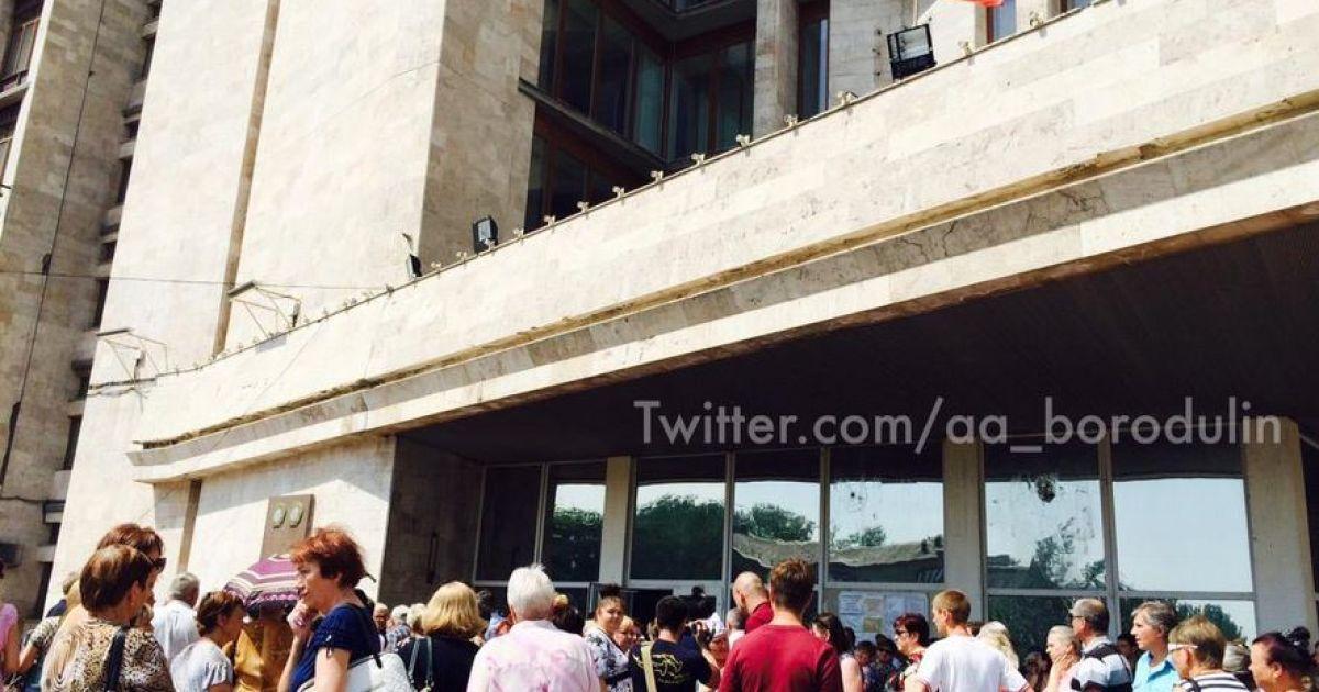 Что означает первый протест в оккупированном Донецке. Мысли экспертов