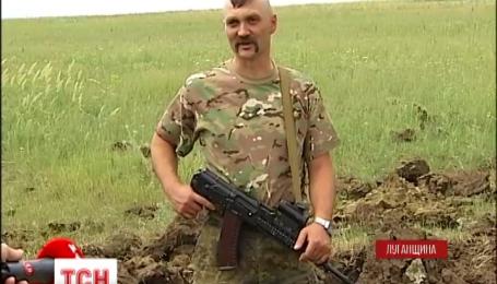 На Луганщині зросла інтенсивність обстрілів наших позицій з важкої зброї