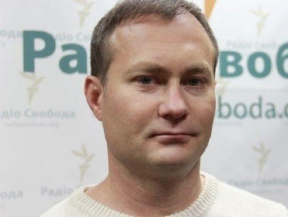 Сергій Гармаш, журналіст