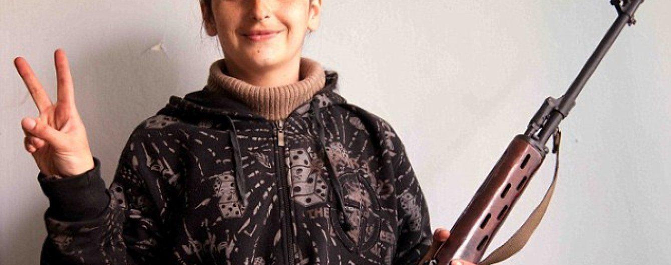 Женщина-боевик убивала пленных украинцев, когда они умоляли о пощаде