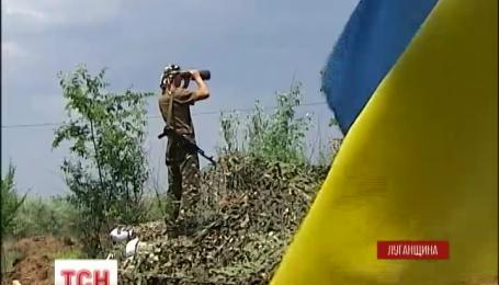 На Луганщине от боевиков досталось Золотому и Троицкому