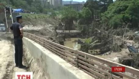 Після повені у Тбілісі продовжують знаходити загиблих