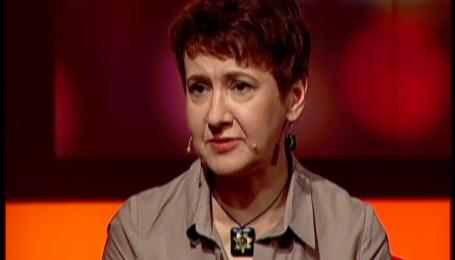 Минкульт: Писательница Оксана Забужко о культурной политике и интересах общества
