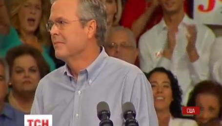 До президентських перегонів у США офіційно долучився Джеб Буш