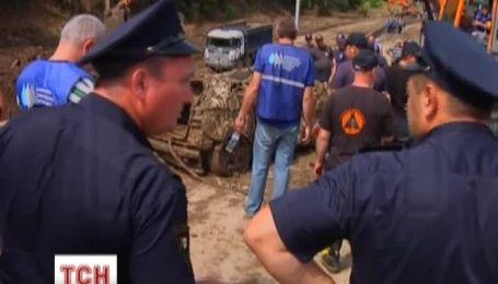 Новый оползень произошел в Тбилиси