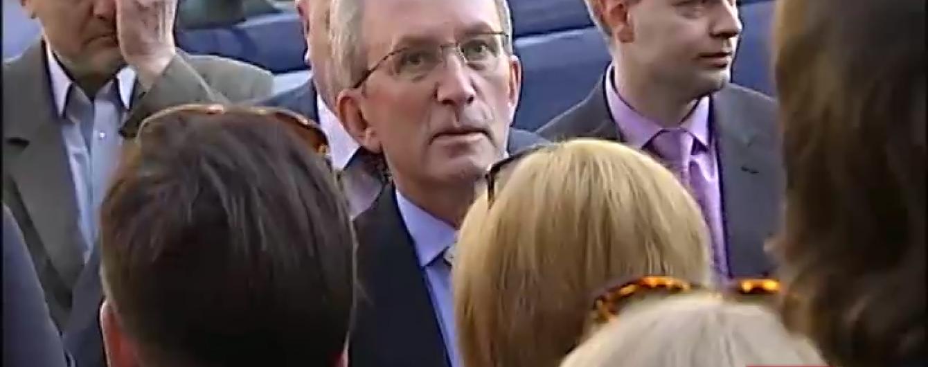 Головного банкіра Курченка відпустили під заставу