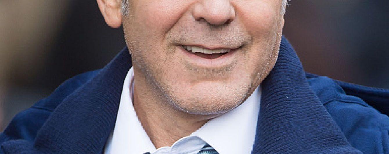 Джордж Клуни выступил за естественную красоту мужчин