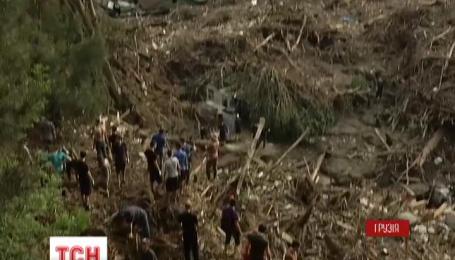 В Тбілісі продовжують рахувати жертв повені
