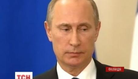 Путин признался, что Россия влияет на боевиков ДНР и ЛНР