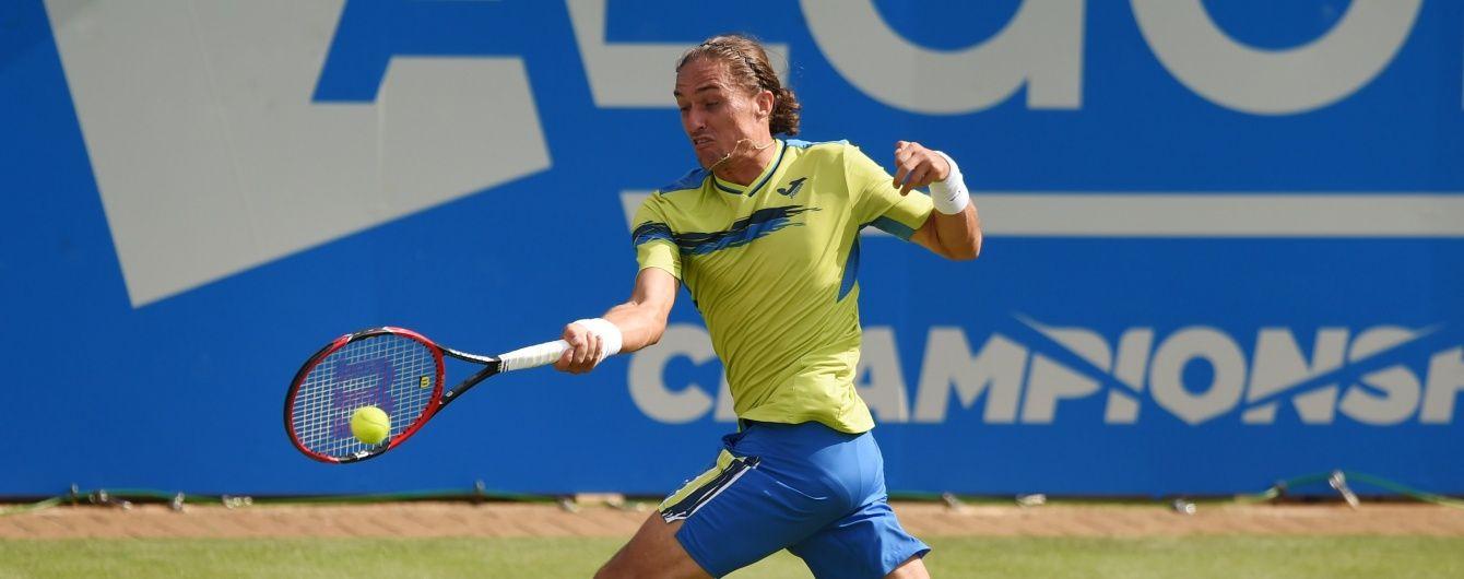 Український тенісист Долгополов залишив престижний турнір у Маямі