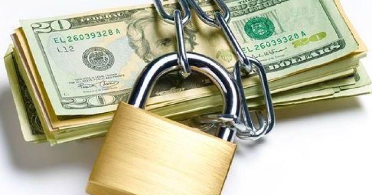 В Україні сповільнився відтік валютних депозитів