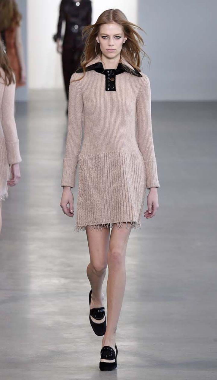f99ce81da11 Коллекция Calvin Klein прте-а-порте сезона осень-зима 2015-2016   Полноэкранный  режим
