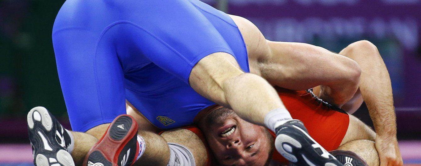 Український борець Андрійцев вийшов у чвертьфінал на Олімпіаді в Ріо