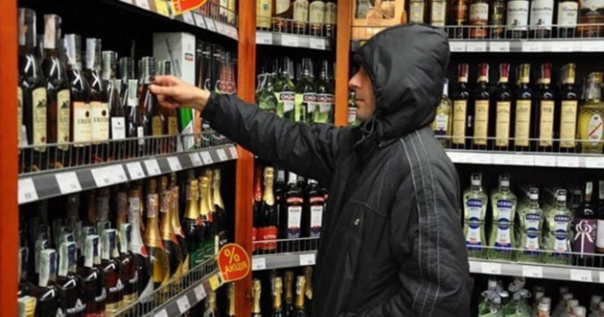 С 1 сентября алкоголь в Украине подорожает на треть