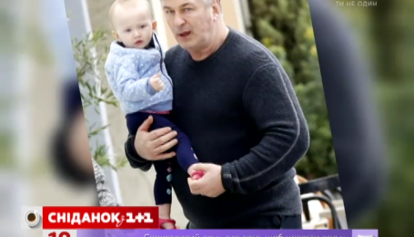 Алек Болдвін втретє став батьком