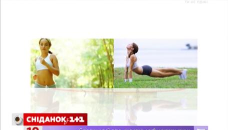 Как тренироваться во время летней жары