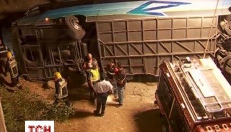 У Португалії розбився автобус із голландськими туристами