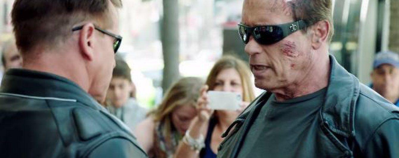 """I'll be back. Шварценеггер опублікував архівне відео зі знімань """"Термінатора 2"""""""