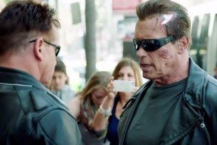 "I'll be back. Шварценеггер опубликовал архивное видео со съемок ""Терминатора 2"""