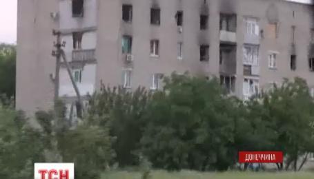 Горячей остается ситуация на участке передовой у Марьинки