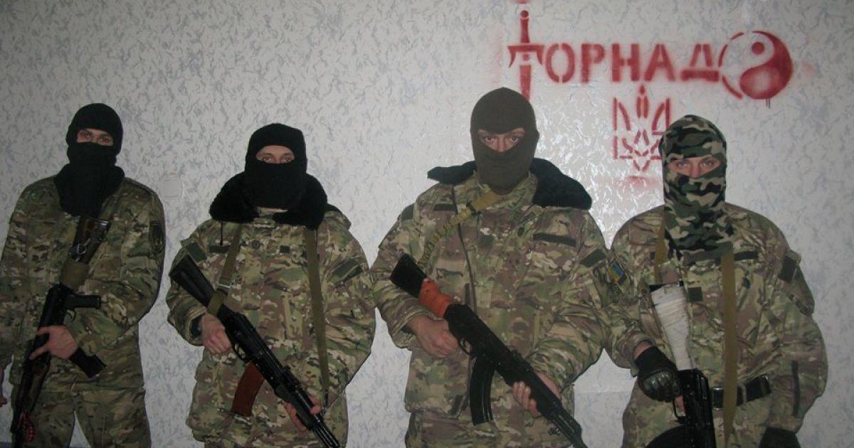 """Аваков отправил бойцов """"Торнадо"""" к психологам"""
