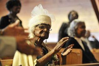 Померла найстаріша жителька Землі