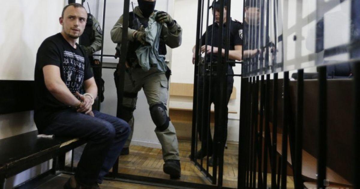 Суд решит, продлевать ли арест подозреваемого в убийстве Бузины