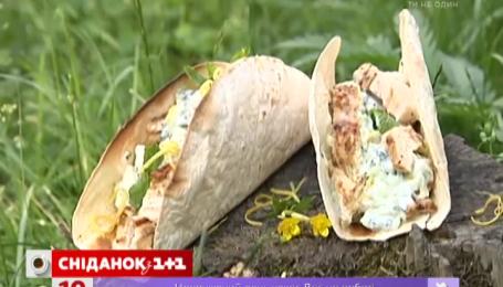 Рецепт запеченной на гриле курицы в цитрусовом маринаде от Руслана Сеничкина