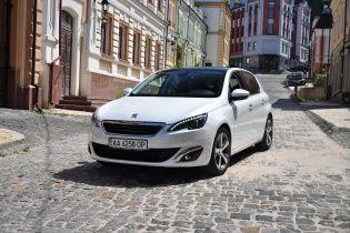 Видеотест-драйв Peugeot 308