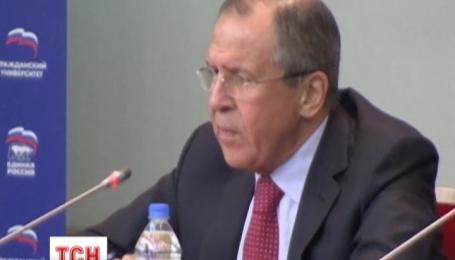 """Лавров зізнався, що """"ДНР"""" та """"ЛНР""""  серйозно залежать від Росії"""