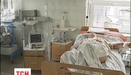 Працівник Васильківської нафтобази вже 11 добу у реанімації